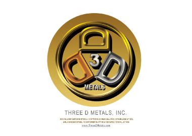 MIM Sponsor Three D Metals