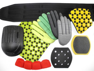 Remington foam components