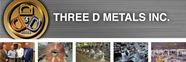 Three D metals